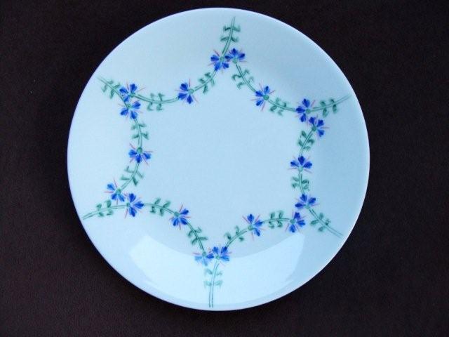 Barbeaux dany et la peinture sur porcelaine for Decoration sur porcelaine