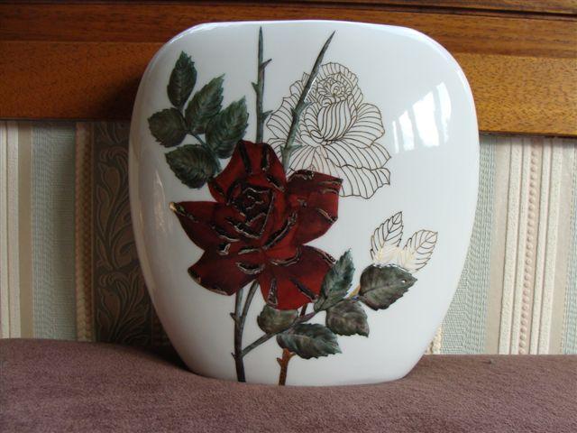moderne · dany et la peinture sur porcelaine
